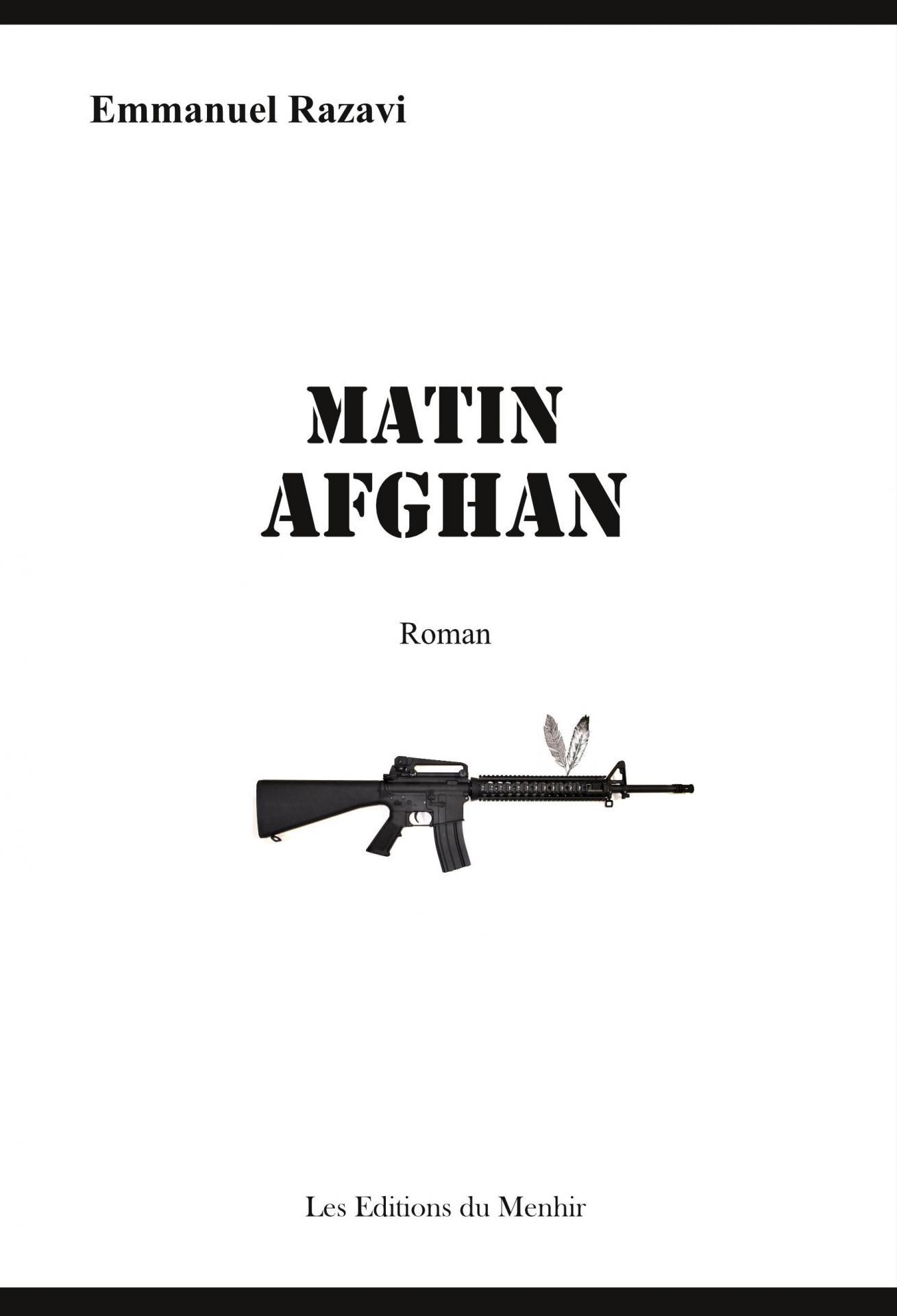 Matin afghan 1ere couv