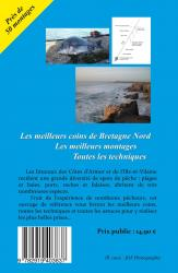 La Pêche en mer du bord de mer en Bretagne Nord