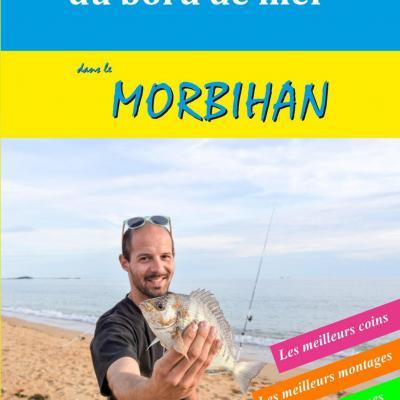 La Pêche en mer du bord de mer dans le Morbihan