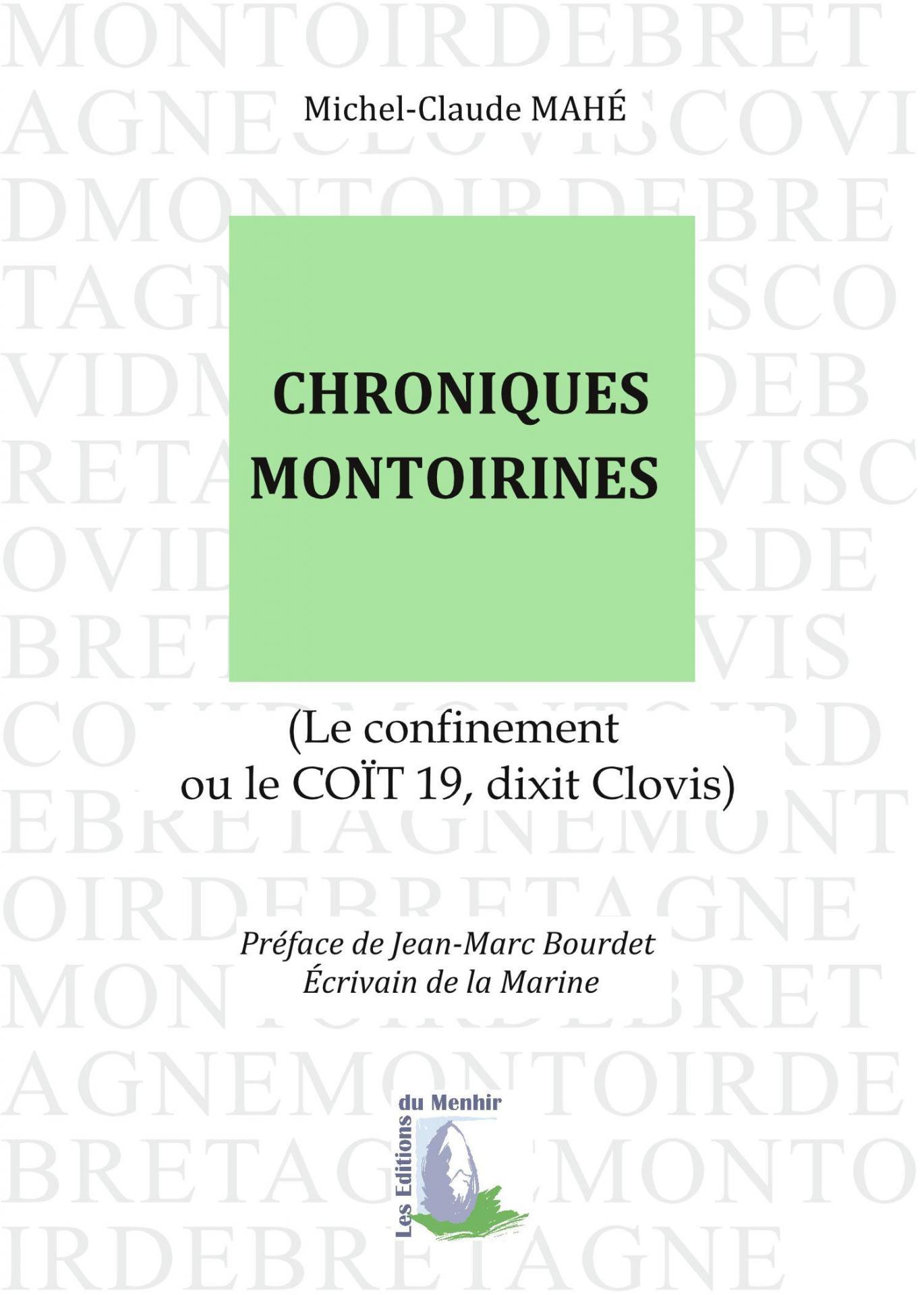Premiere couv chroniques montoirines 1